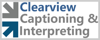 Clearview Captioning & Interpreting